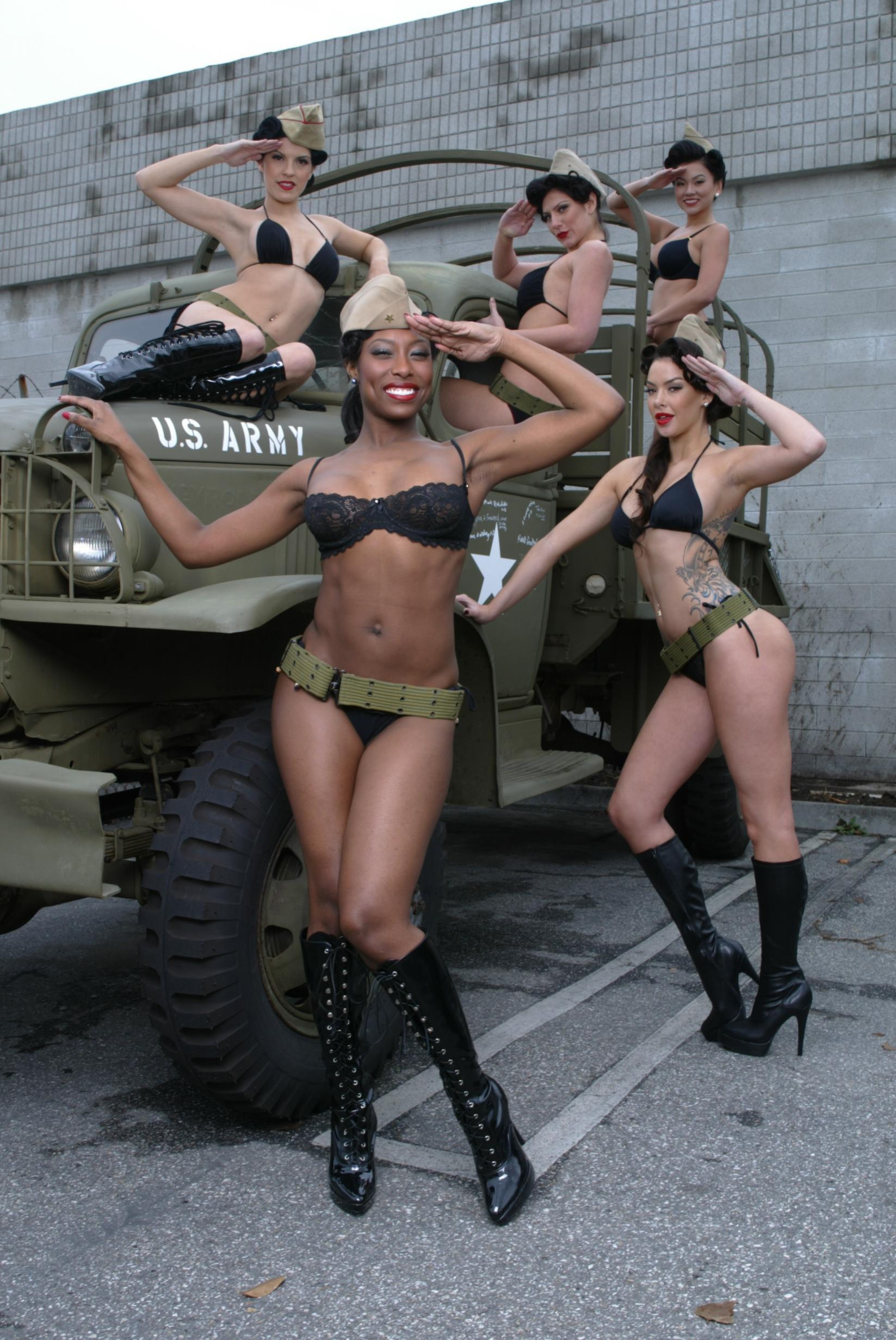 militarygirls